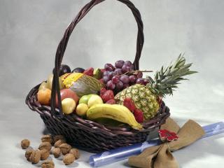 Cestas de frutas más de 65 €